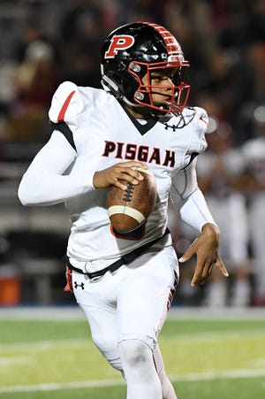 Pisgah lost its first-round game, falling to No. 16 East Lincoln as a No. 1 seed.