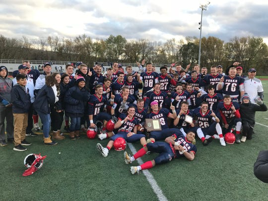 Chenango Forks, once again Section 4 champion.