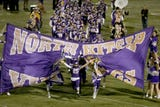 North Kitsap's football team beat River Ridge 33-22 in a Class 2A West Central District playoff game on Nov. 2, 2018.
