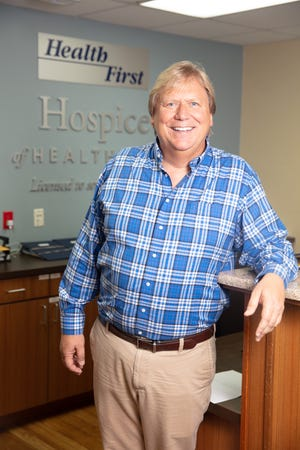 Woody Morrison is the Hospice of Health First Chaplain.