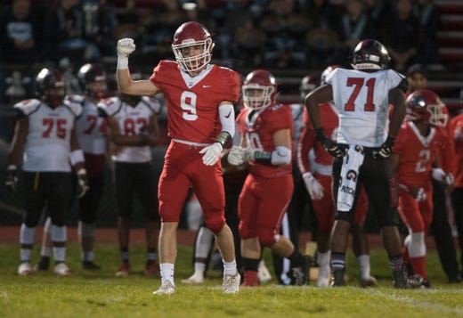 3f8b3b269df South Jersey Football: Lenape wins ugly game, but wins all the same