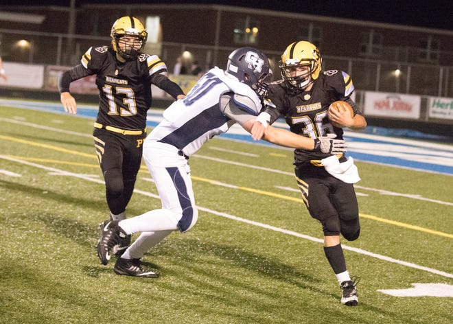 Paint Valley defeated Grandview Heights 39-36 Friday night in Chillicothe, Ohio.