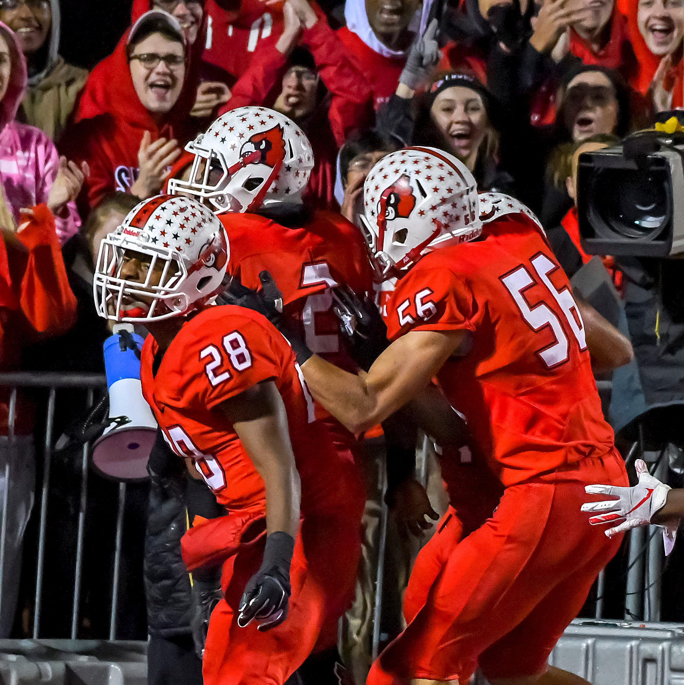 OHSAA announces football regional final locations
