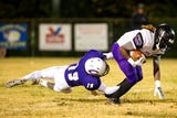 Clarksville High mounted a furious comeback in the 5A playoffs Friday but came up one point short against Southwind.