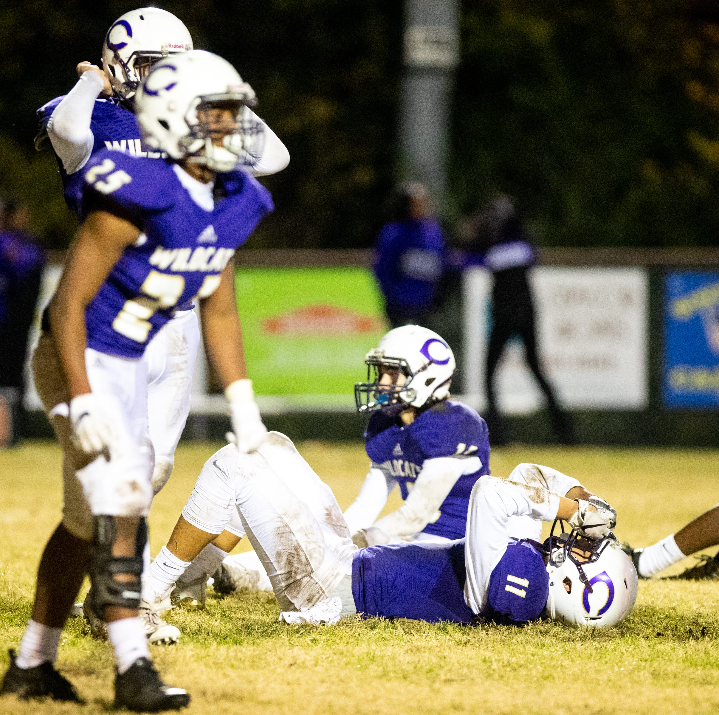 Clarksville High football comes up one point short in OT playoff loss to Southwind