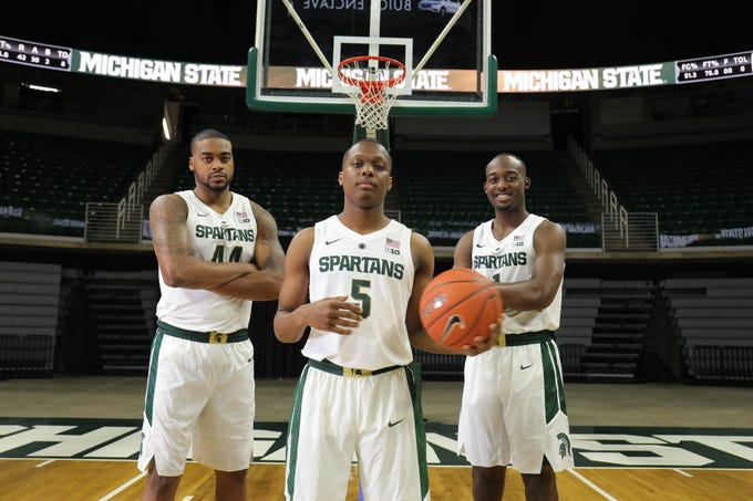 Despite losing Miles Bridges and Jaren Jackson Jr. to the NBA Draft, Michigan State is still a loaded club. But are they ranked ahead of Michigan, the national runners-up last year, in the Free Press' Big Ten first power rankings?