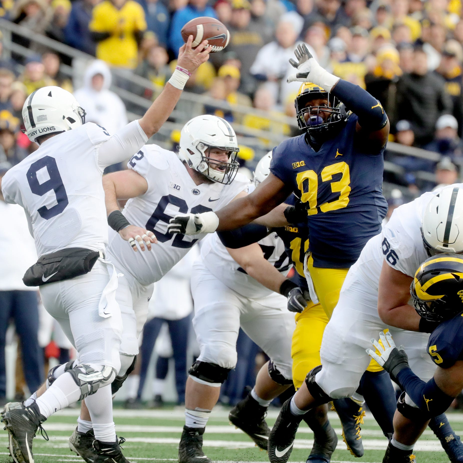 Michigan football: Championship hopes kept fifth-year seniors at U-M