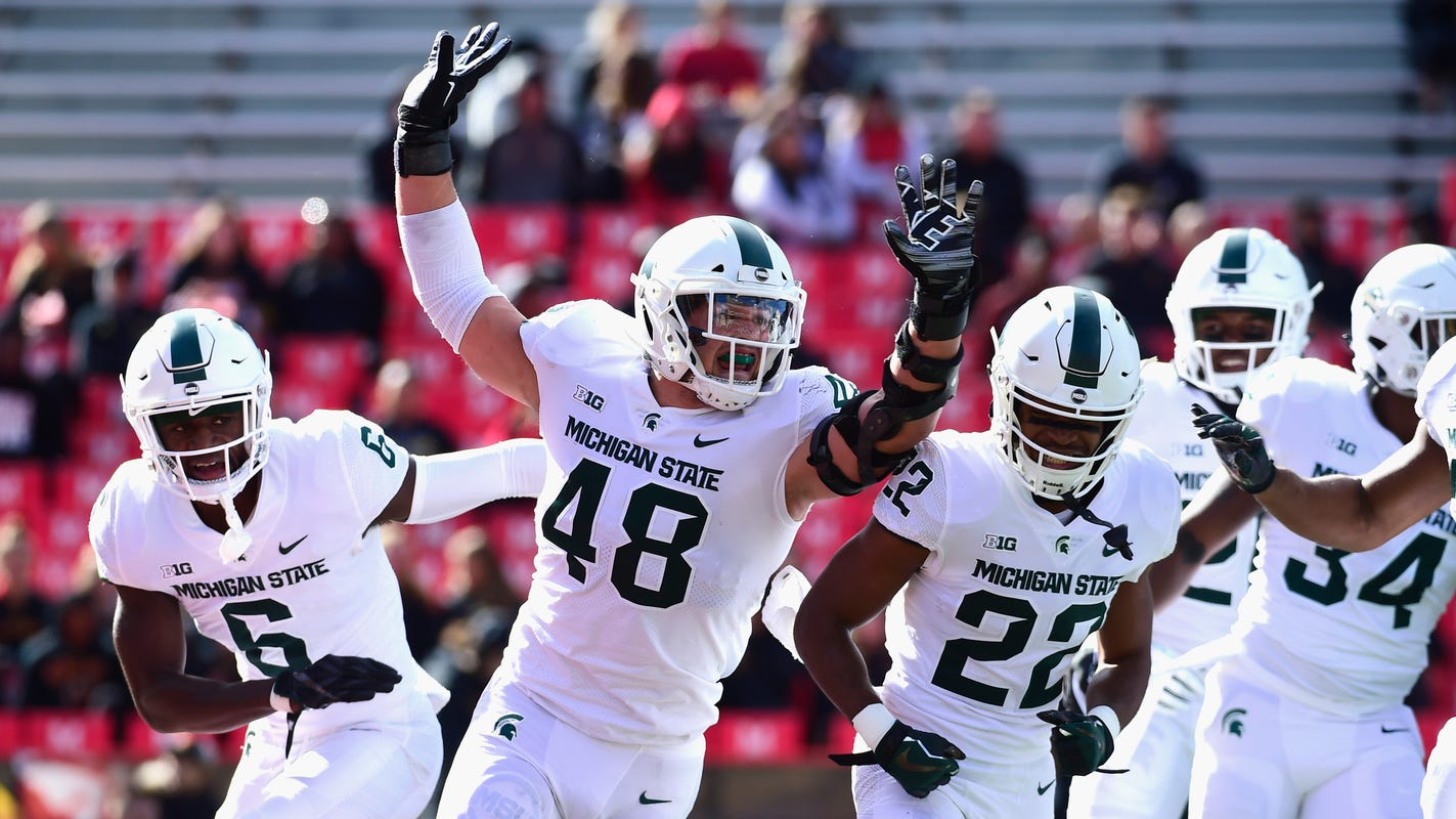 5 Questions For Michigan State Football S Defense For 2019