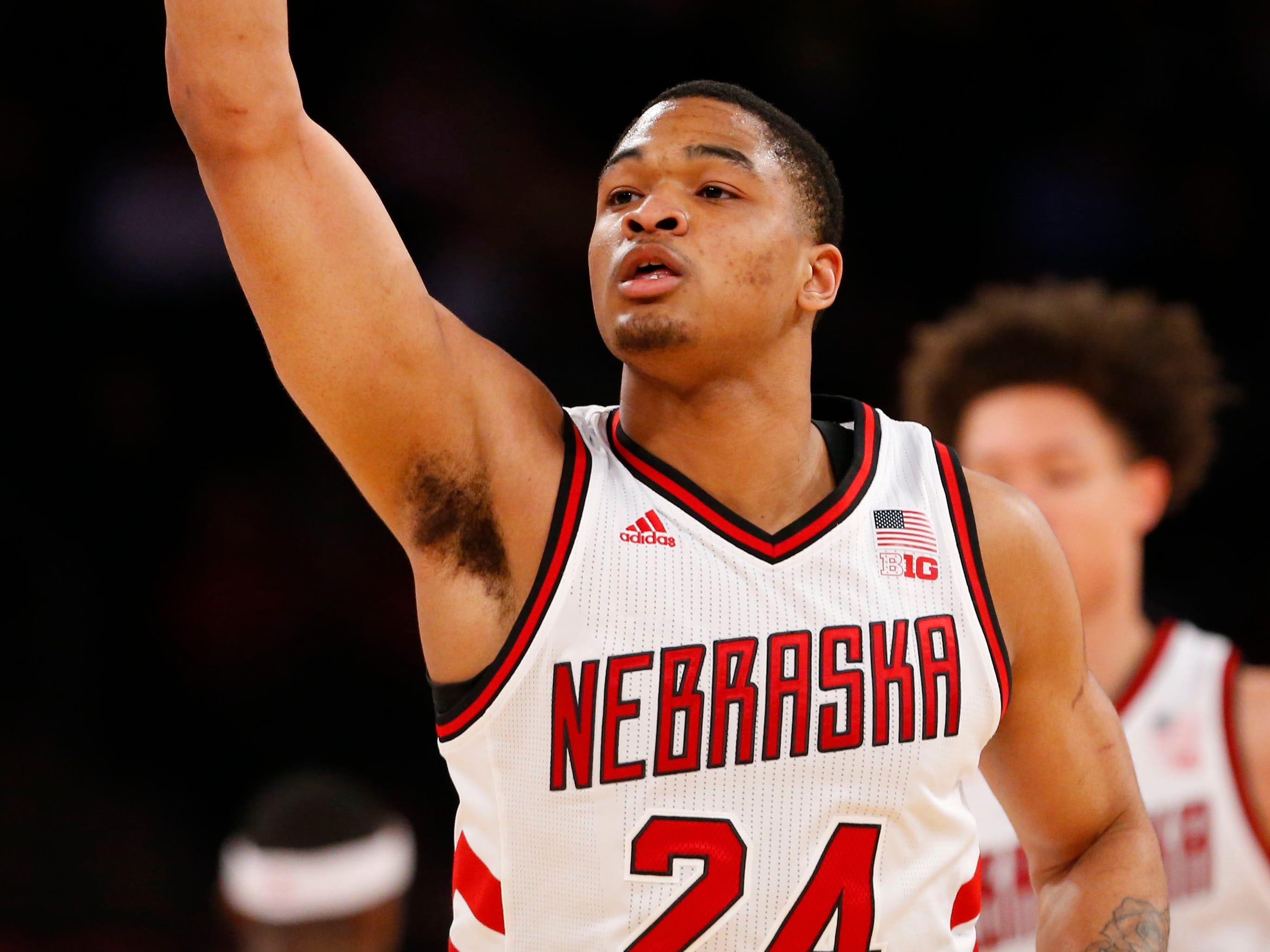 5. Nebraska | 2017-18 record: 22-11 | Big Ten record: 13-5