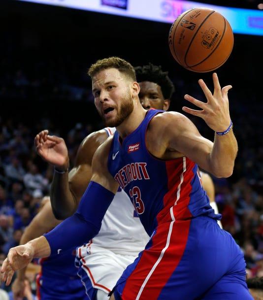 Ap Pistons 76ers Basketball 3