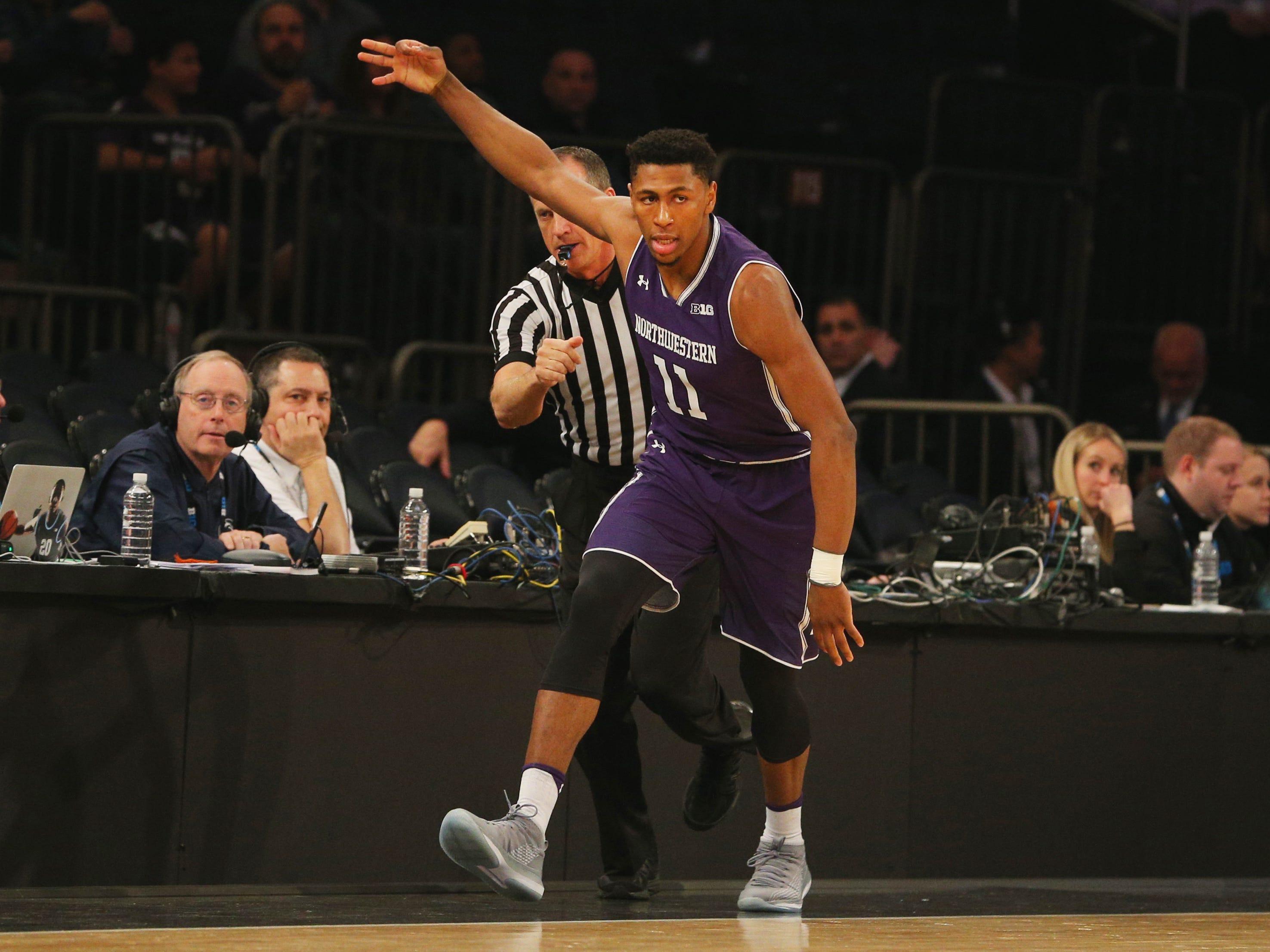 12. Northwestern | 2017-18 record: 15-17 | Big Ten record: 6-12