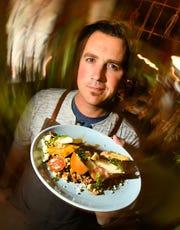 Chartreuse Kitchen & Cocktails chef Doug Hewitt, Jr.