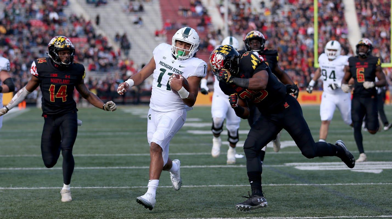 Flipboard: Recap: MSU 'D' suffocates Maryland in 24-3 road win