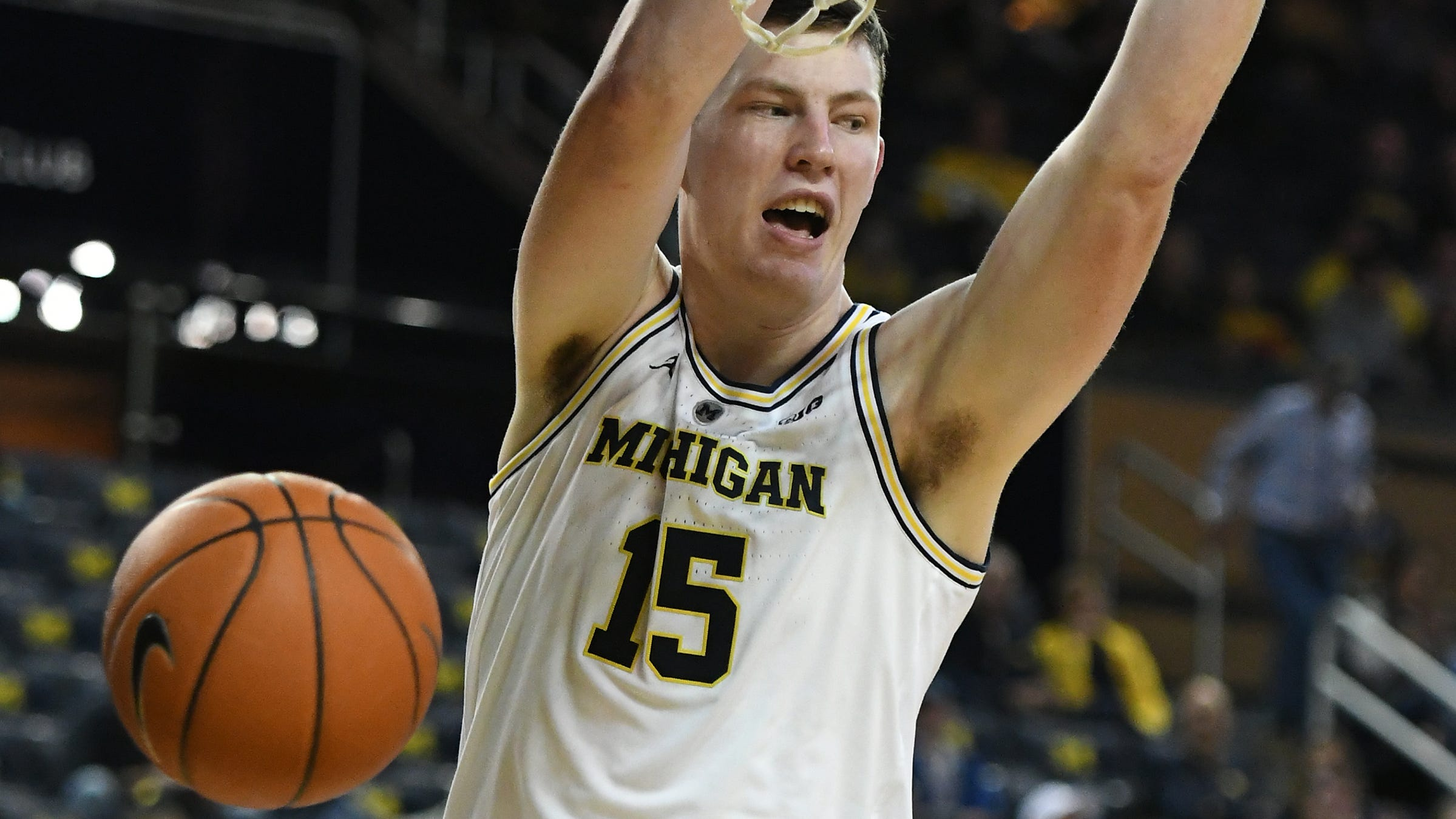 Michigan eyeing more than revenge in rematch with Villanova