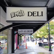 Emge's Deli is located on Main Street in Evansville, where it has been a workday lunch favorite for decades.