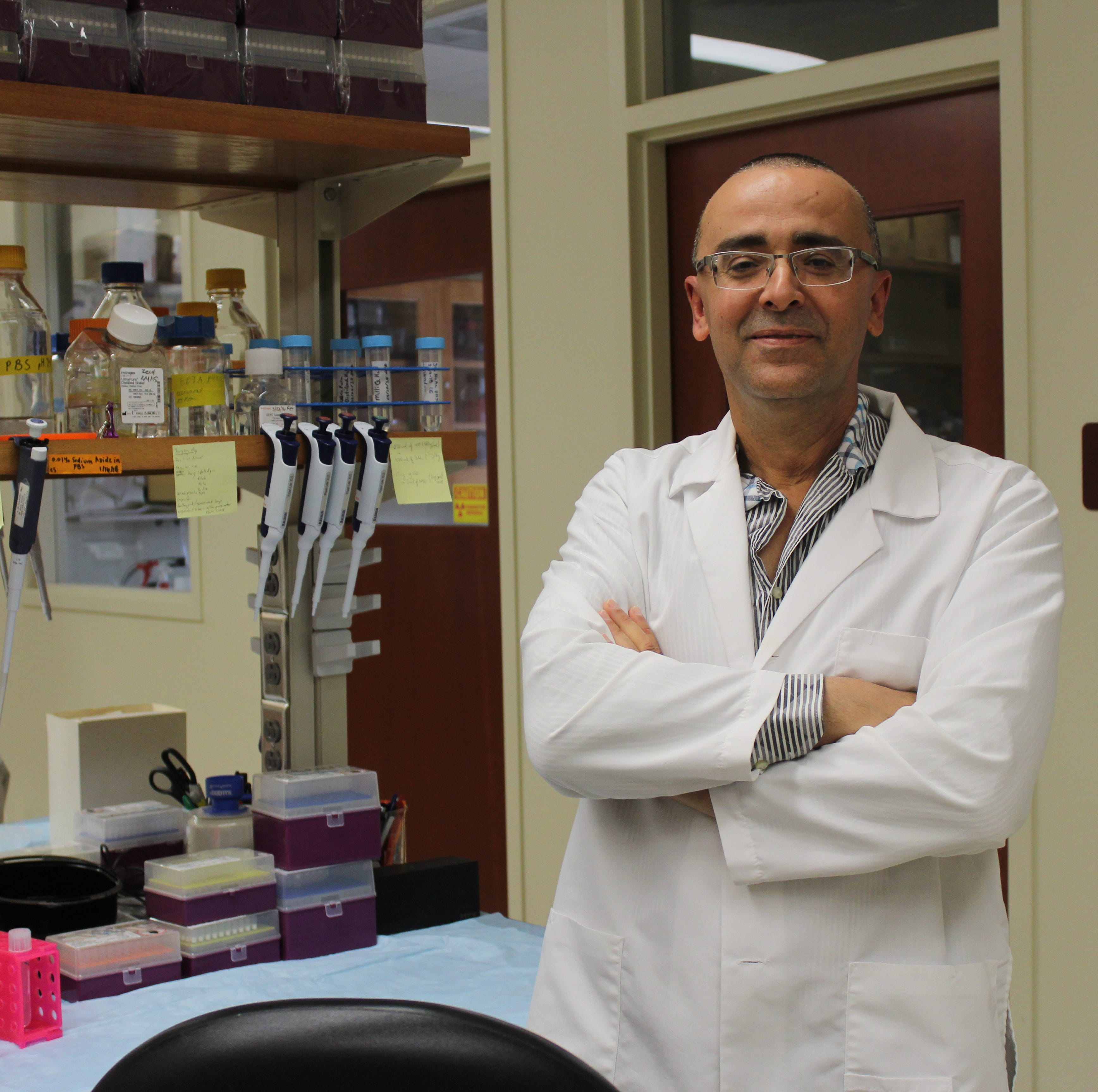 FSU researcher investigates new fast-acting drug to treat depression