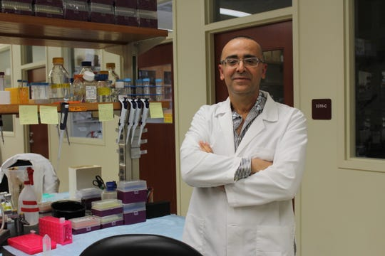 Dr. Mohamed Kabbaj and his lab will use a nearly $2 million grant to research the safety of ketamine as an antidepressant.