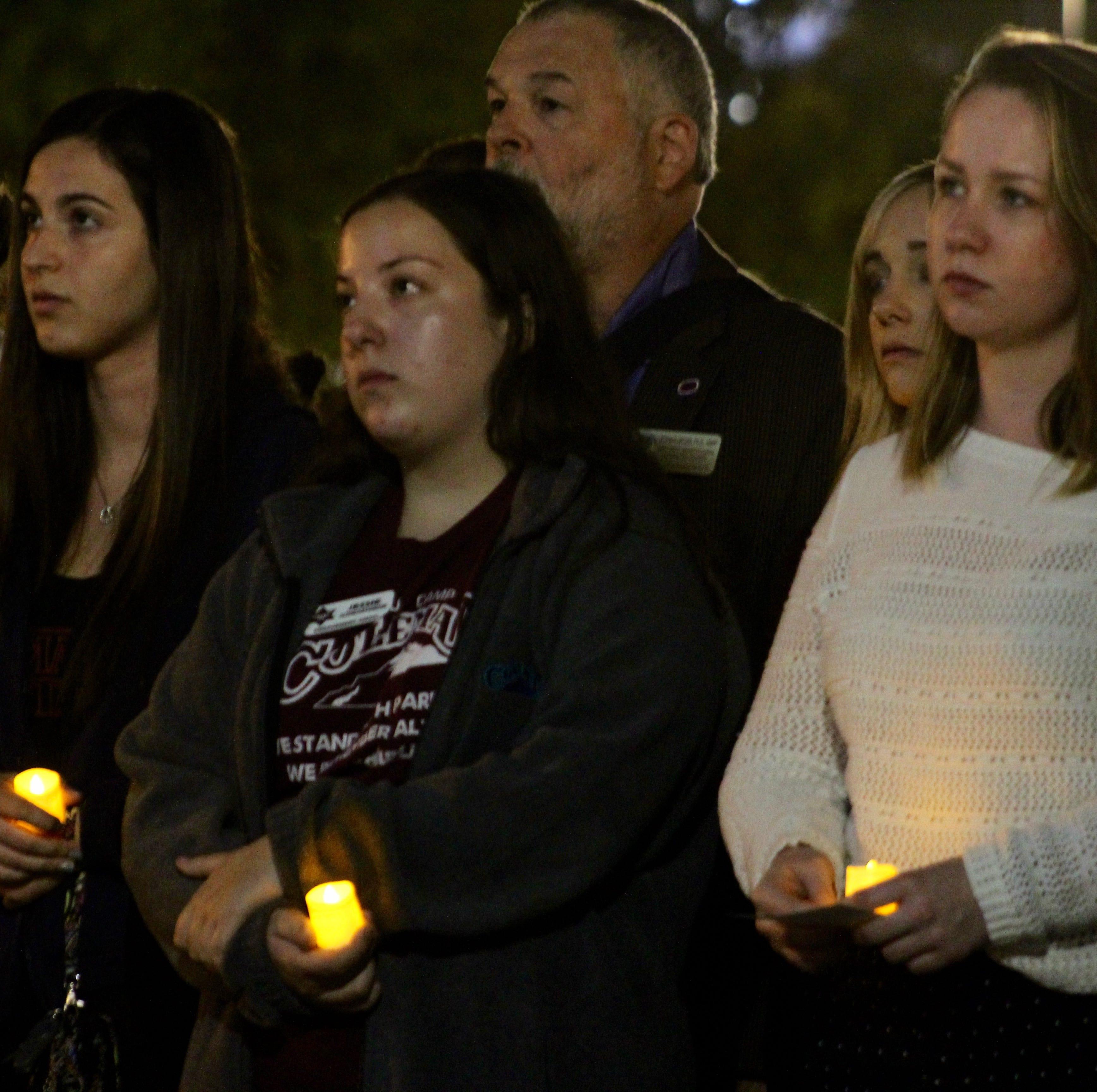 FSU holds vigil honoring victims of Pittsburgh massacre