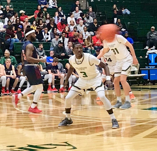 The CSU men's basketball team is back in action 7 p.m. Wednesday when it hosts Montana State.