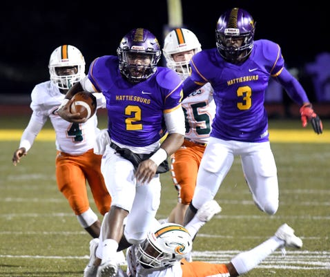 West Harrison Vs Hattiesburg High Football20