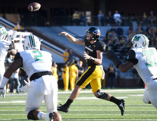 Marshall Vs Southern Miss Football 36