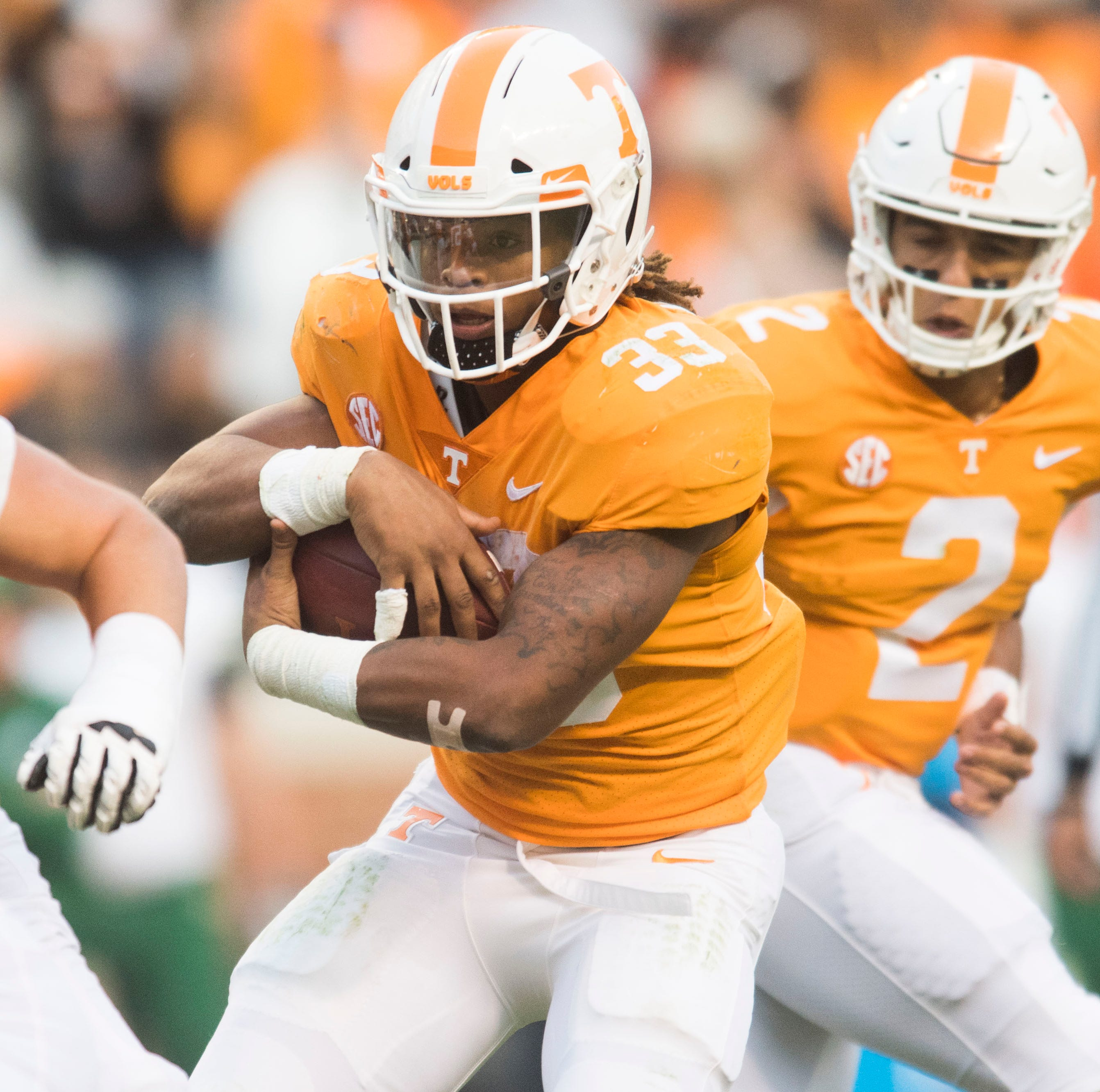Here are five story lines to watch during the Tennessee football spring game