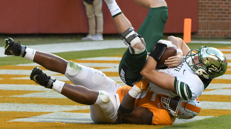 UT Vols: Tennessee football report card, grades vs Charlotte