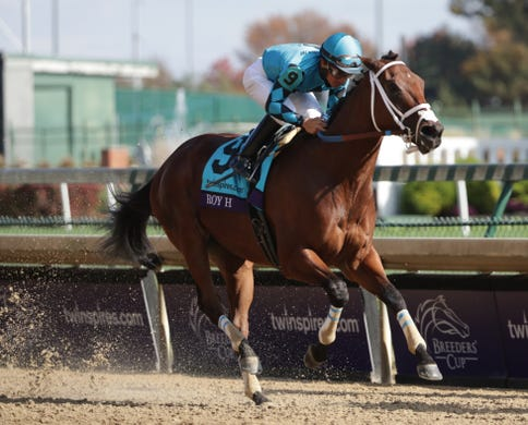 Breeders Cup Results Payouts From Every Race At
