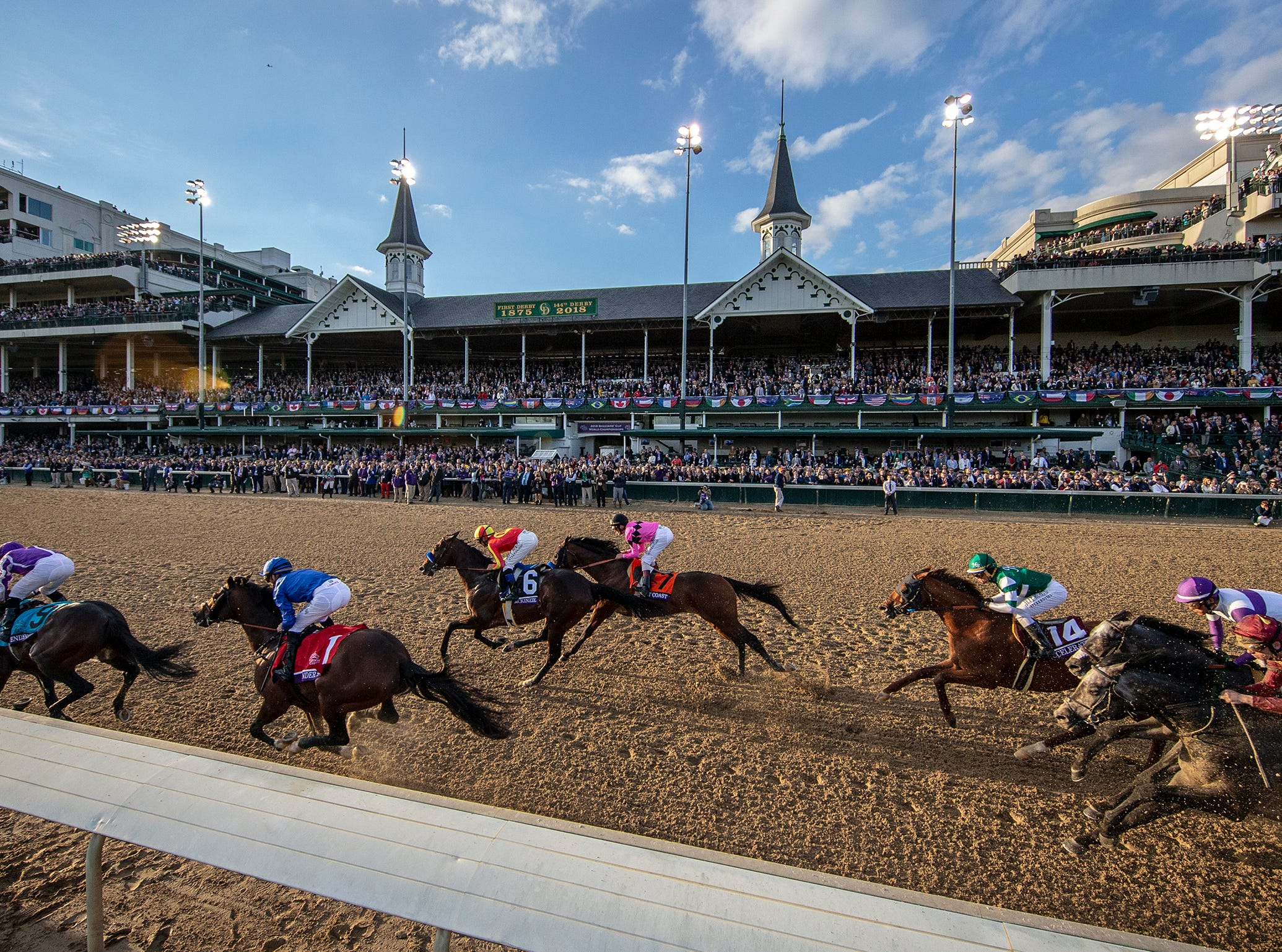 Breeders' Cup news you might not have heard