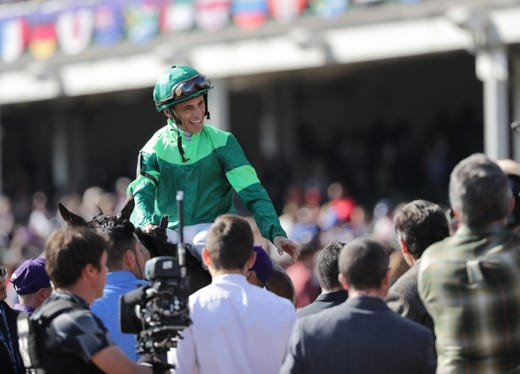 2018 Breeders Cup Pix 6 Payouts