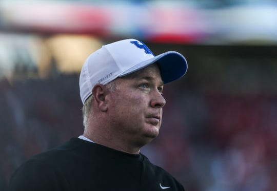 Mark Stoops could see as many as 12 players drafted this spring.