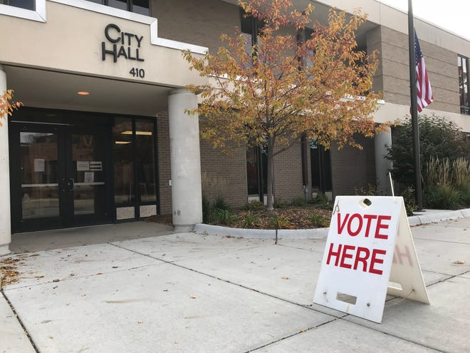 The East Lansing City Clerk's office was among those across the state open until 2 p.m. Saturday, Nov. 3, 2018 to give residents the opportunity to obtain an absentee ballot.