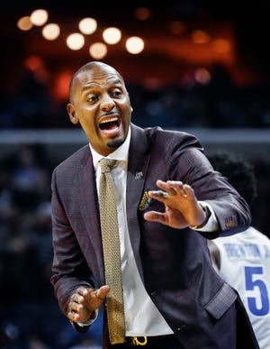 "Memphis coach Penny Hardaway says Tuesday's game against LSU is ""going to prove to me who I am, who my staff is and where our guys are."""