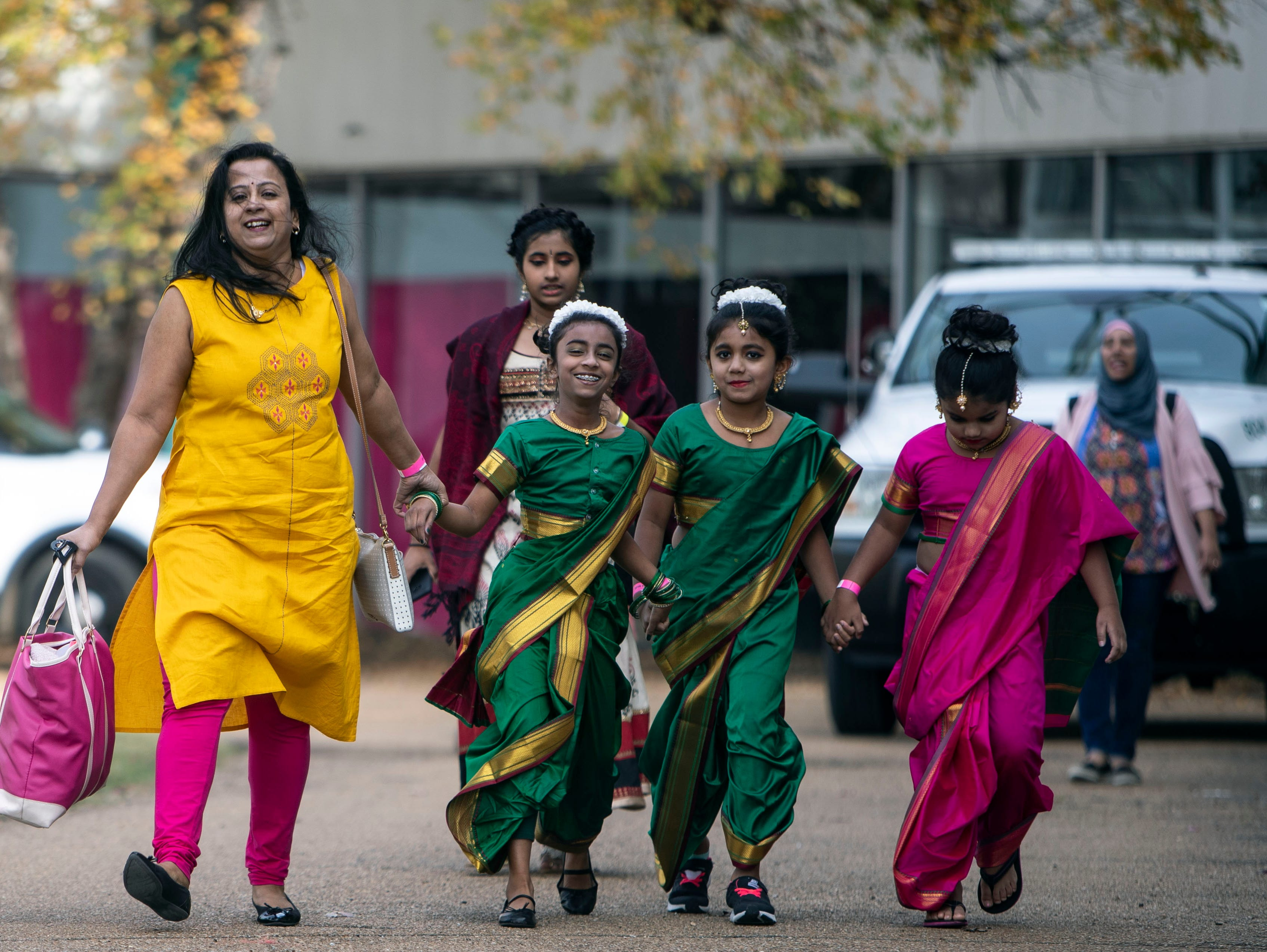 India Fest 2018 at the Agricenter International in Memphis Tennessee Saturday November 3, 2018.