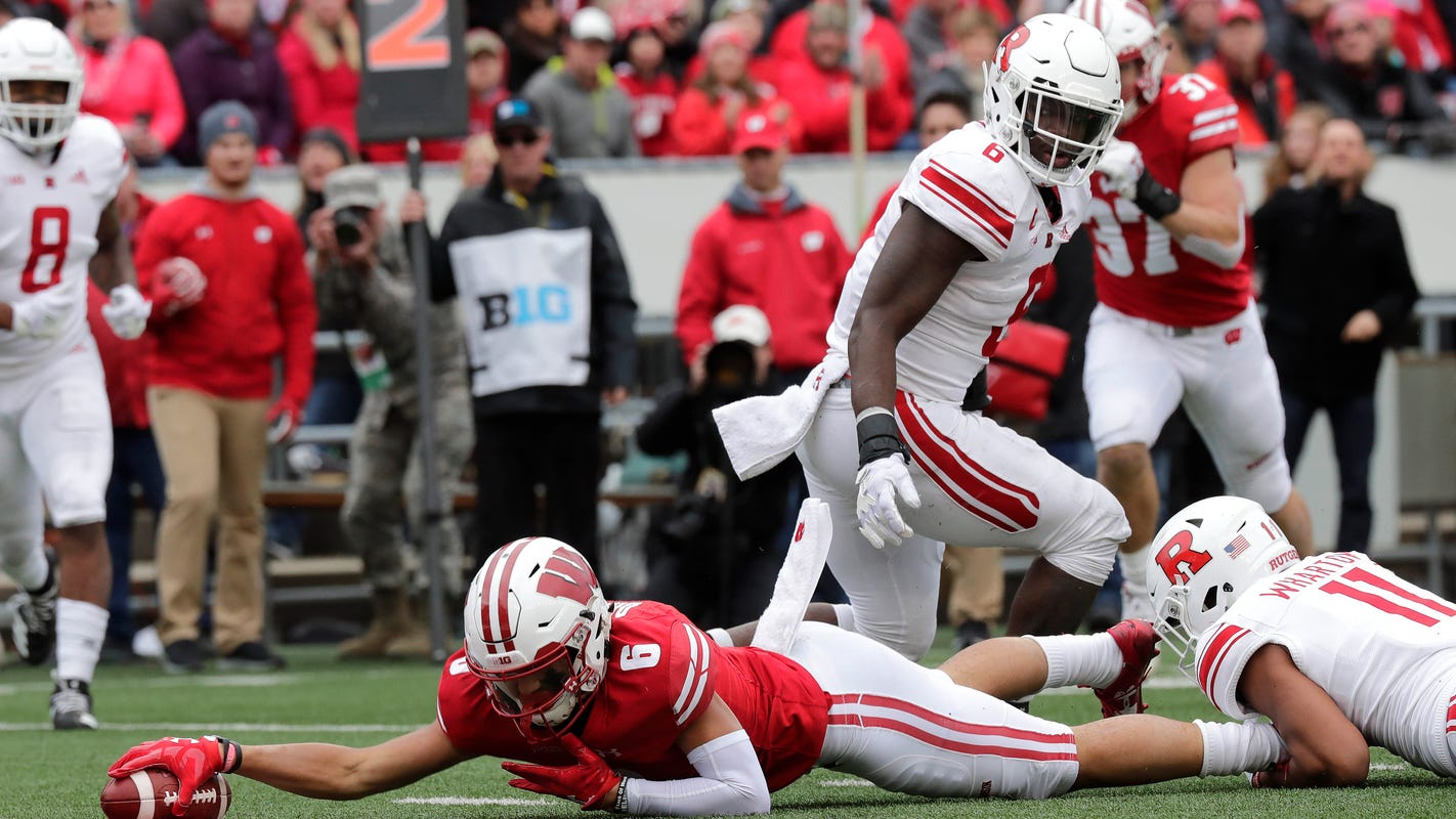 Upon further review: UW gets victory over Rutgers, but ... on