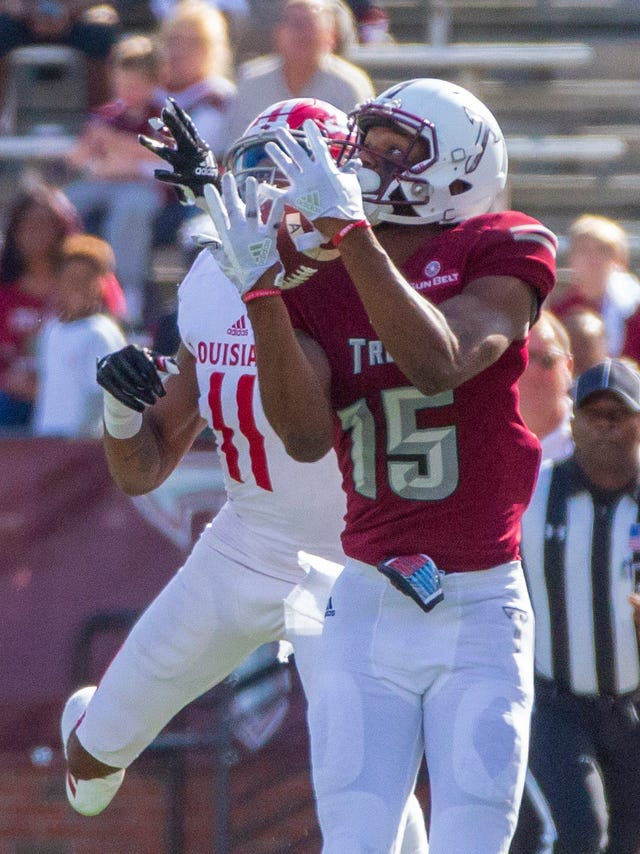 online store 9efed f15a1 Willis (again) is who the Troy Trojans are talking about