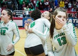 Watch the final play from New Castle's second straight state championship.
