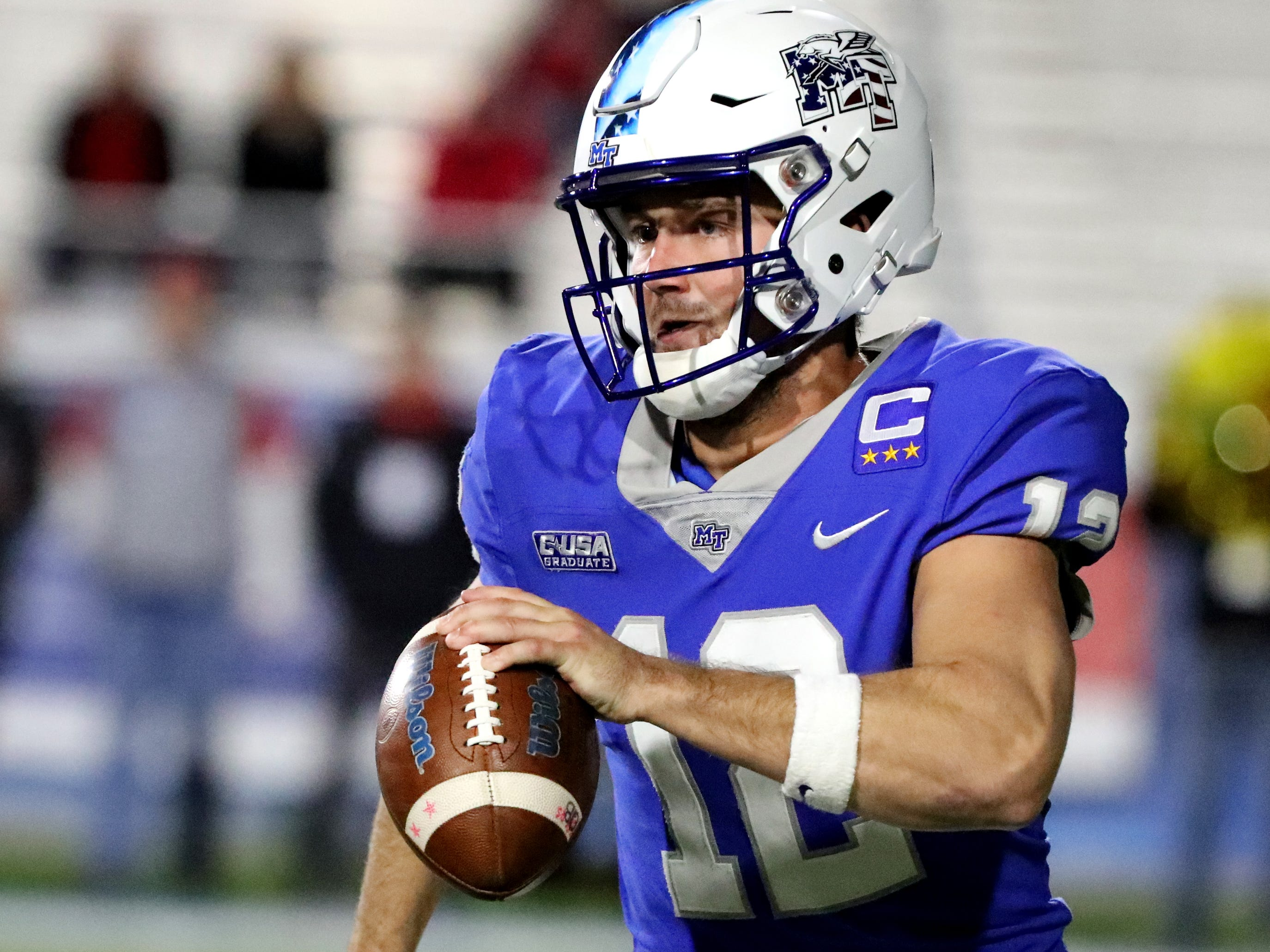 MTSU 29, WKU 10: What we learned as Blue Raiders end losing streak to Western Kentucky