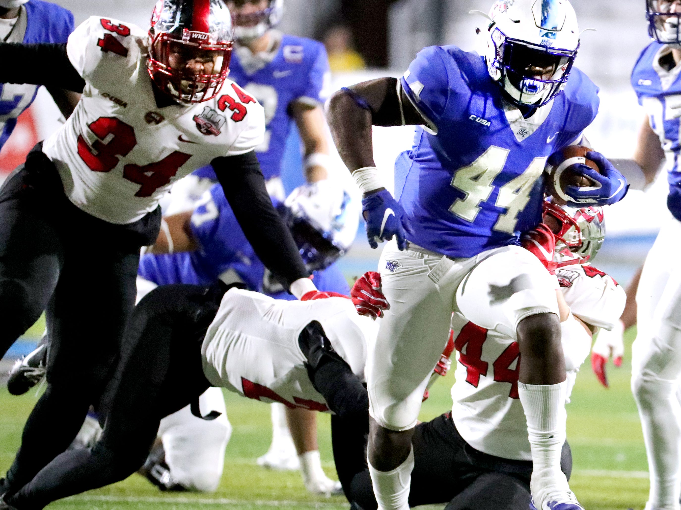 Up next: MTSU goes on the road to face UTEP