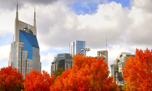 Fall Skyline 01