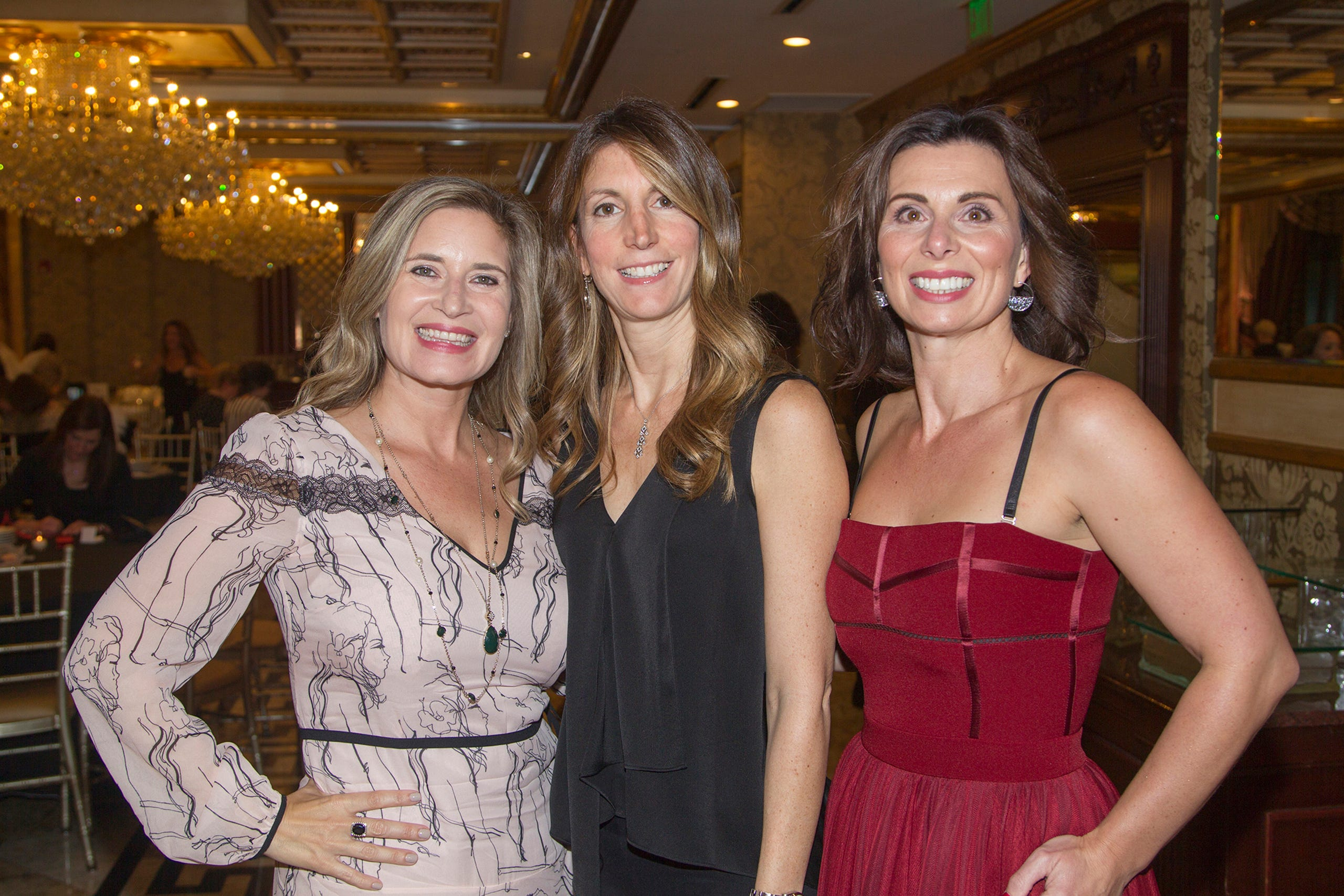 Amy Delucia saddle river day school's 2018 ladies night out at seasons
