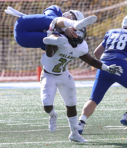 Non Public Group 4 Football First Round Game Paramus Catholic Vs Seton Hall Prep