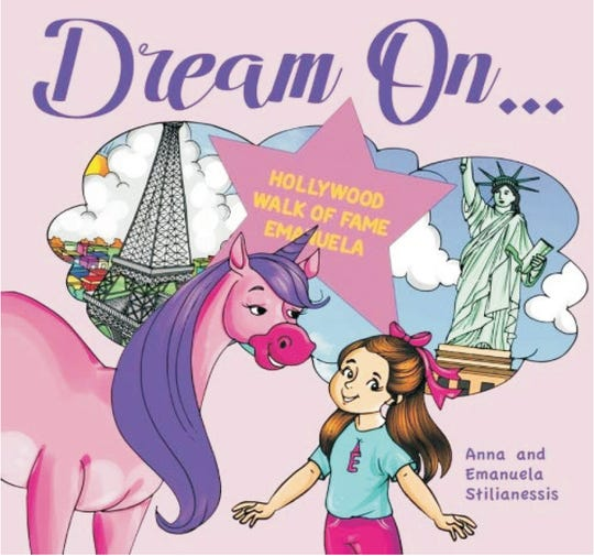 """Emanuela Stilianessis and her mother Anna have written a children's book, """"Dream On,"""" to raise awareness of hepatoblastoma and other similar forms of cancer."""