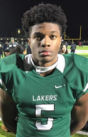 West Bloomfield's Lance Dixon, a Penn State commit, caught the game-winning TD to beat Detroit Catholic Central in OT.