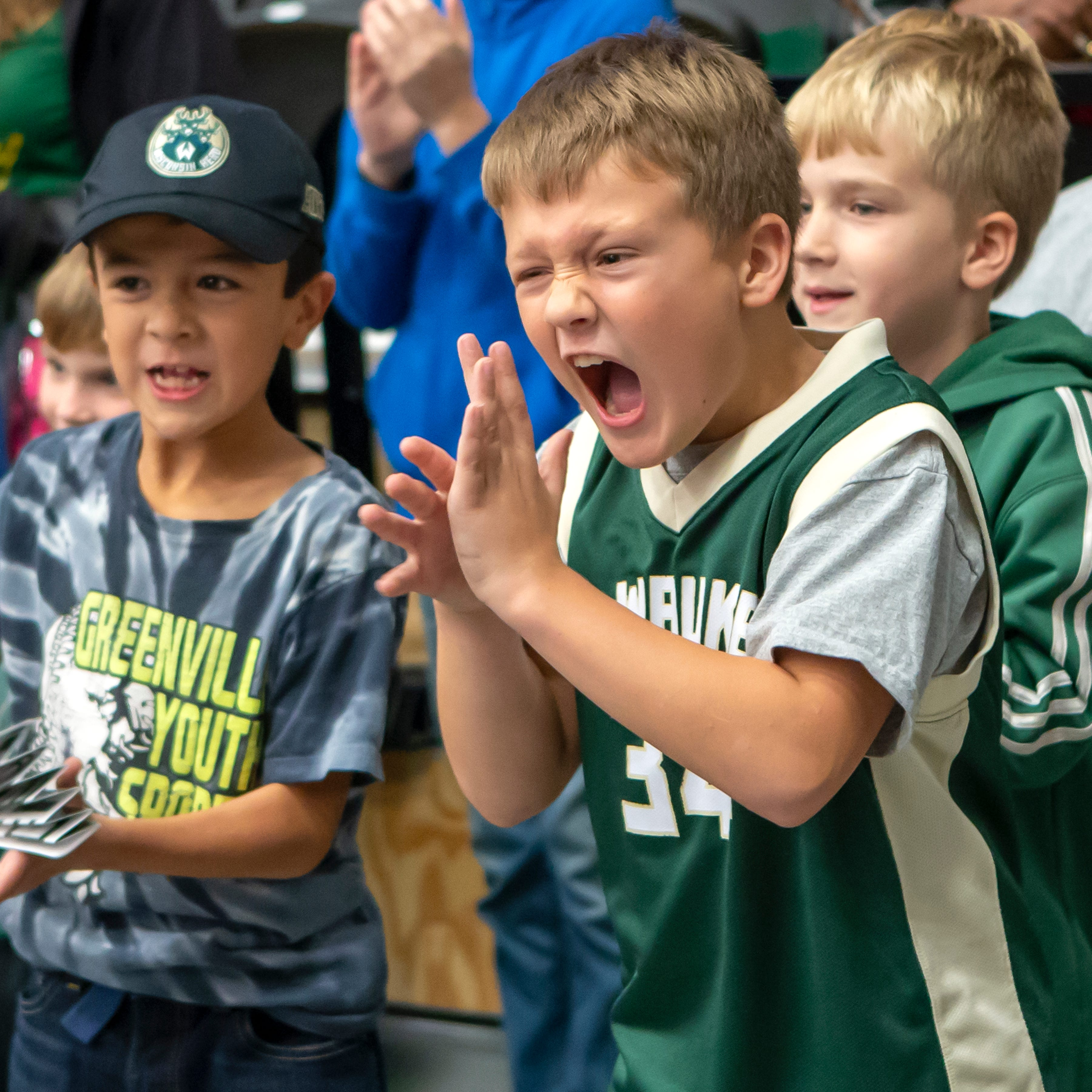 Wisconsin Herd celebrates strong fan base despite losing season