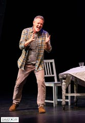 "David Youse co-stars in the Coyote Stageworks production of ""The Understudy"" at the Annenberg Theater."