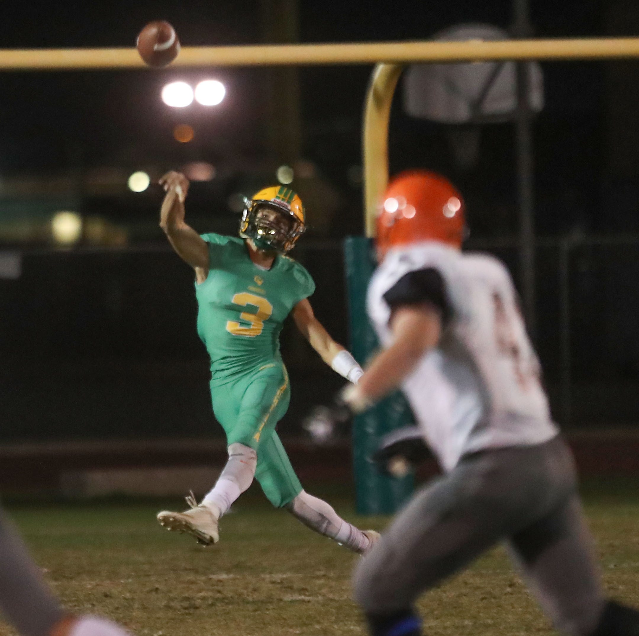 All-DVL football first-team announced: Fitzgerald, Madison, Ridge earn top honors