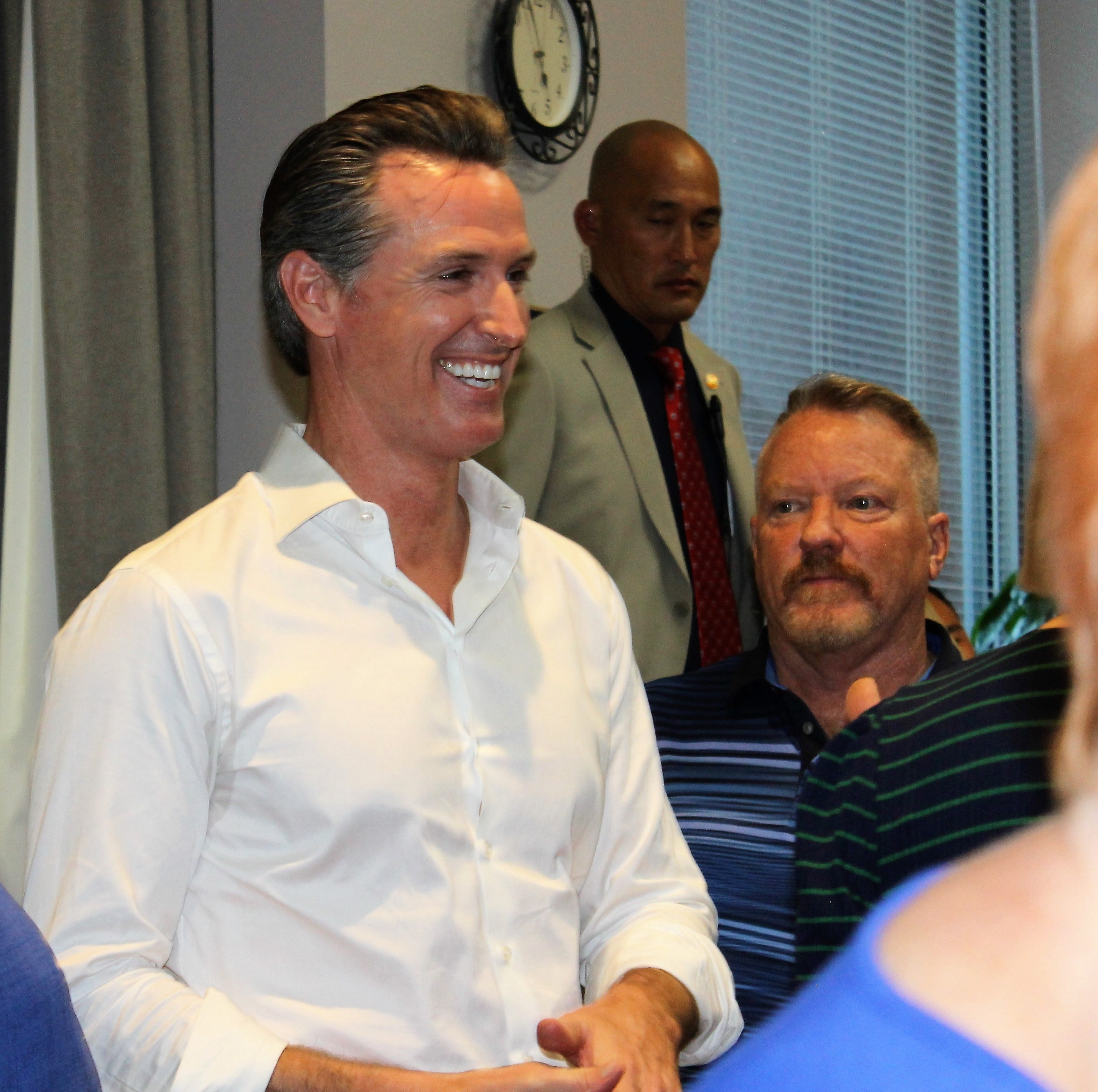 Gov. Gavin Newsom takes a big stand on the death penalty. Will it cost him?