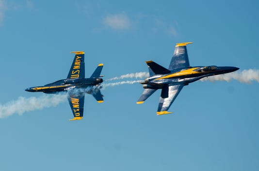 Blue Angels Saturday 12