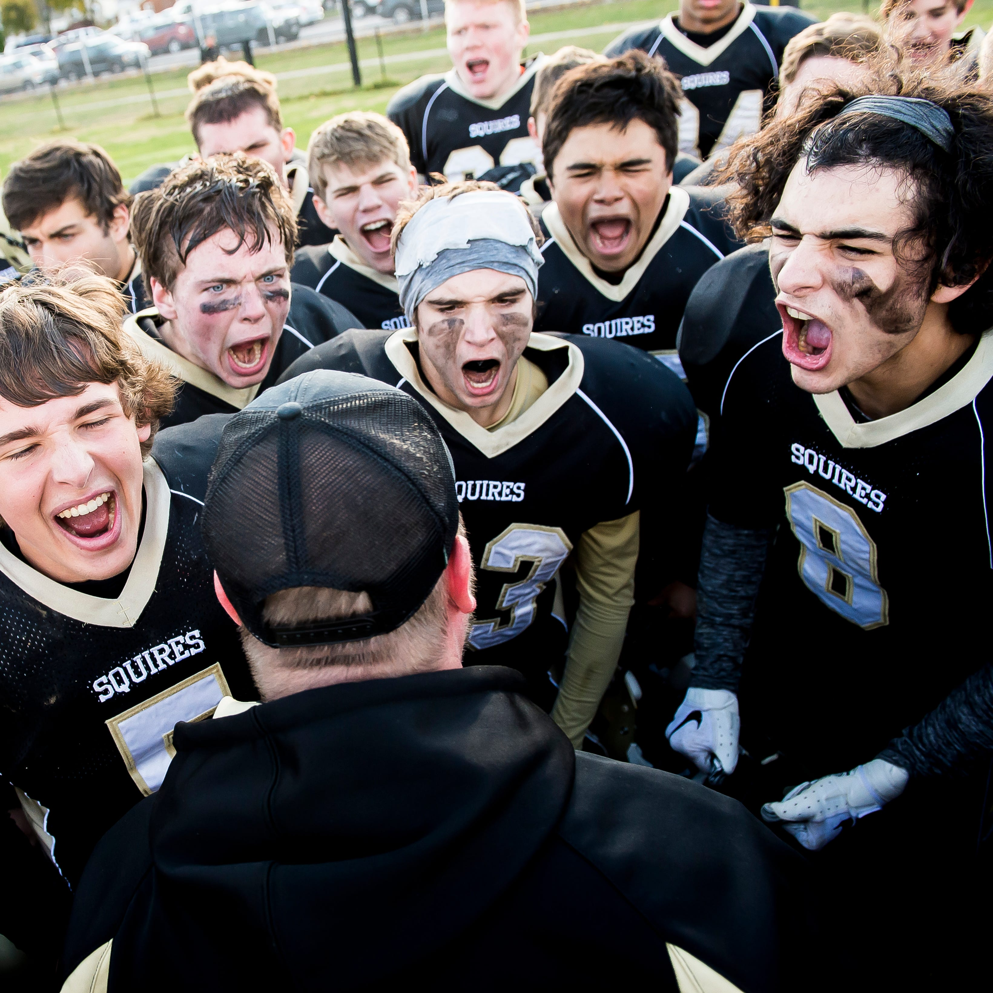 Delone Catholic trounces Upper Dauphin to set up rivalry game in district championship